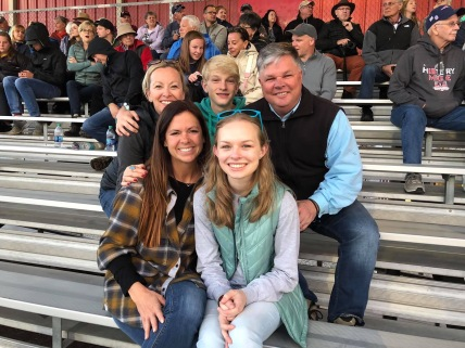 The Jones'!!! Rodeo Fun!